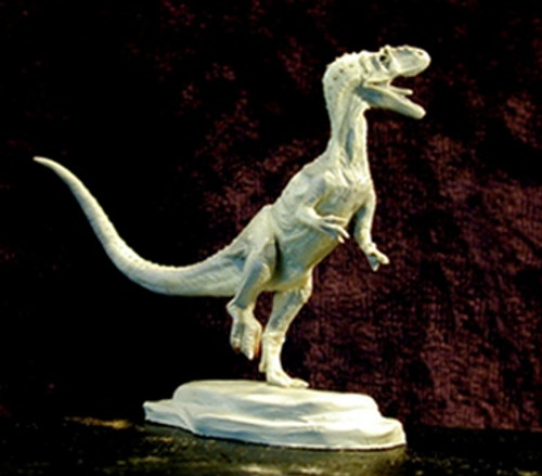 Allosaurus Resin Kit by Krentz