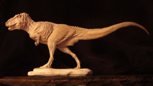 Tyrannosaurus Resin Kit by Krentz