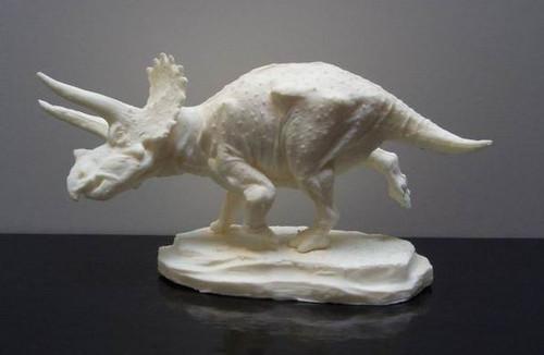 Triceratops Resin Kit by Krentz
