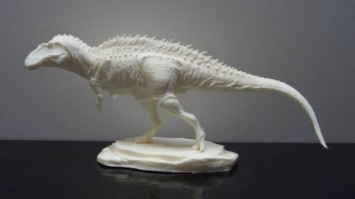Acrocanthosaurus Resin Kit by Krentz