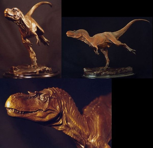 Gorgosaurus Resin Kit by Krentz