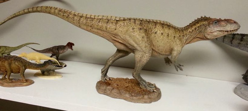 Torvosaurus Resin Kit by Foulkes