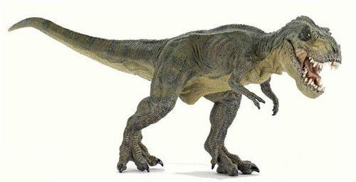 Tyrannosaurus Running (2012 version) by Papo