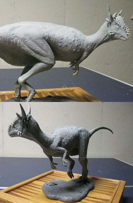 Stygimoloch Resin Kit by Mike Jones
