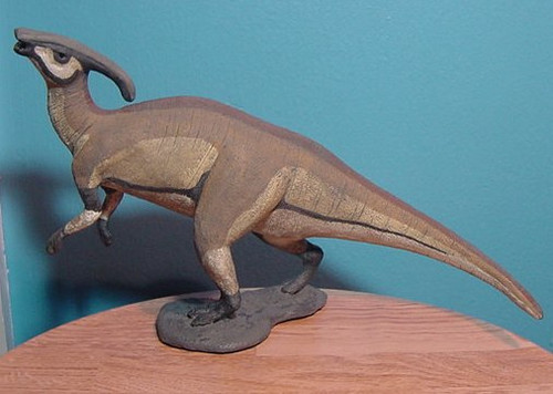 Parasaurolophus by Fauna Casts