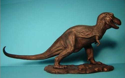 "Tyrannosaurus ""Charles Knight"" Resin Kit by Laudati"
