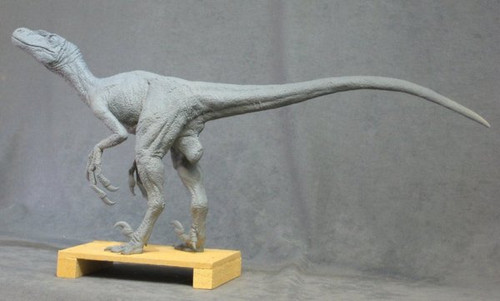 "Deinonychus ""Birdwatcher"" Resin Kit by McVey"