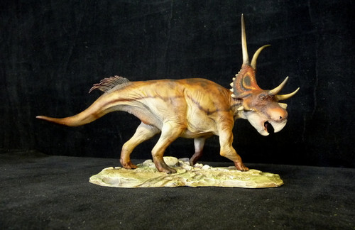Diabloceratops Finished Model by Dan's Dinosaurs