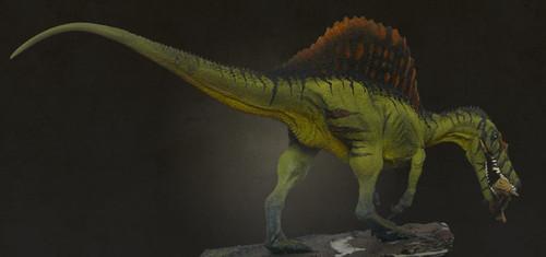 Spinosaurus Resin Kit by MO Models