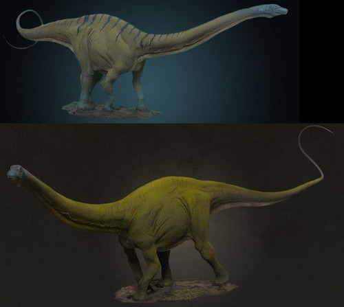 Diplodocus Resin Kit by MO Models