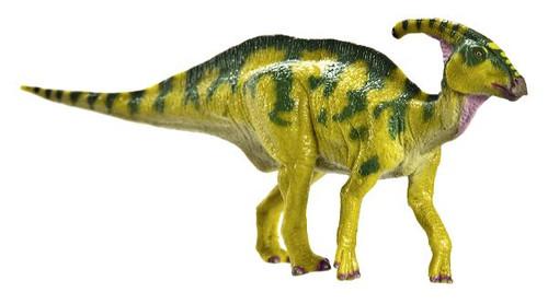 Parasaurolophus by Favorite