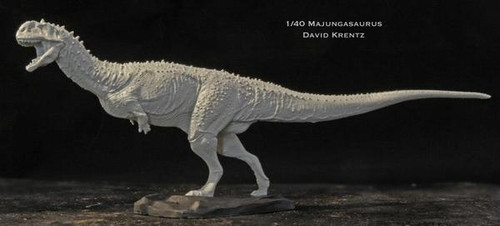 "Majungasaurus ""Saurozoic Collection"" Resin Kit by Krentz"
