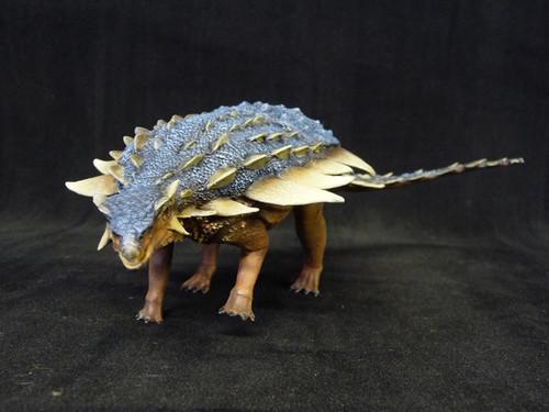 Gargoyleosaurus Finished Model by Dan's Dinosaurs