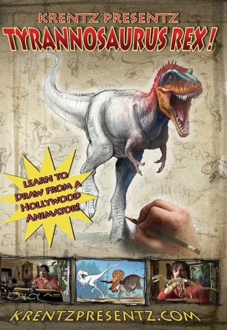 Krentz Presentz: Drawing Tyrannosaurus Rex DVD