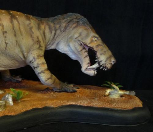 Gorgonops Finished Model by Dan's Dinosaurs