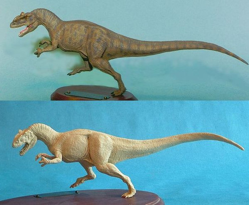 Allosaurus 1:35 Resin Kit by Dan LoRusso