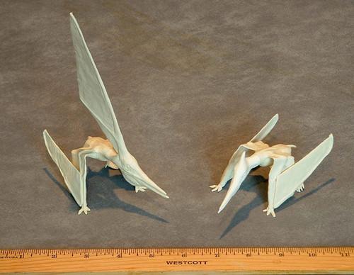 Nyctosaurus Walking 1:10 Resin Kit by Dan LoRusso