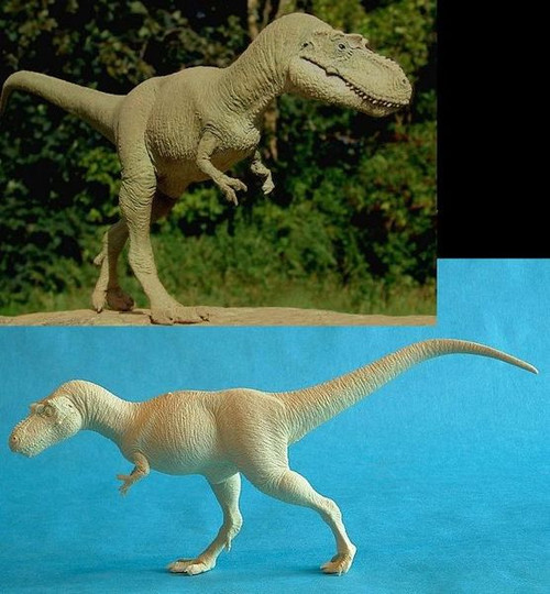 Gorgosaurus 1:35 Resin Kit by Greg Wenzel
