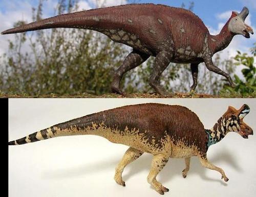 Lambeosaurus 1:35 Resin Kit by Greg Wenzel