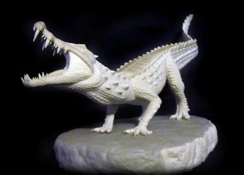 Kaprosuchus Resin Kit by Rader