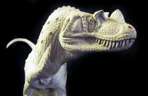 Ceratosaurus Resin Kit by Rader