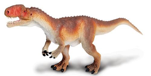 Monolophosaurus by Safari