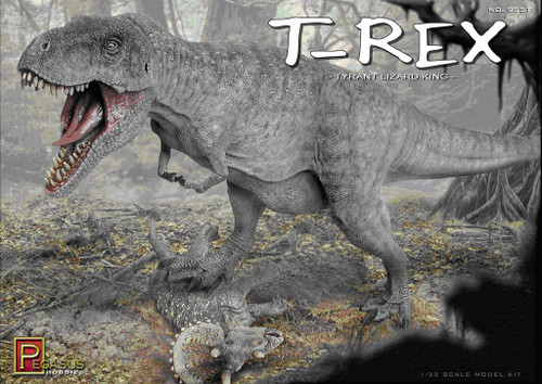 Tyrannosaurus Vinyl Kit by Pegasus