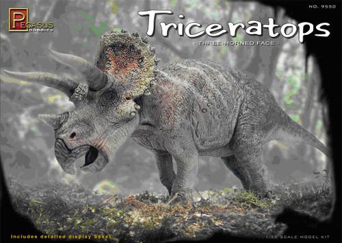 Triceratops Vinyl Kit by Pegasus