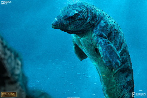 Mosasaur by Sideshow