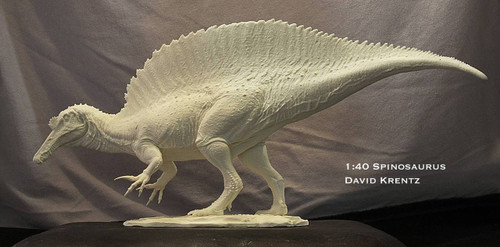 "Spinosaurus ""Saurozoic Collection"" Resin Kit by Krentz"