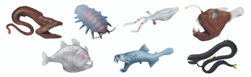 Deep Sea Creatures Toob by Safari