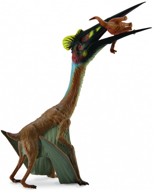 Quetzalcoatlus with Prey by CollectA