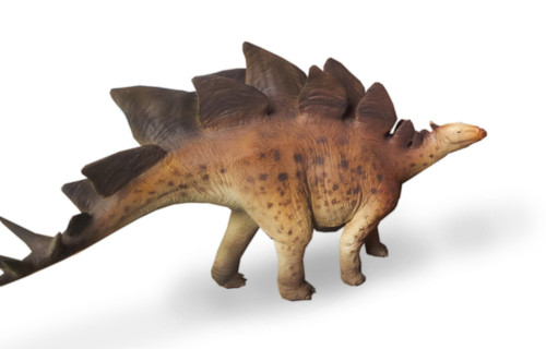 Stegosaurus Finished Model by Galileo Hernandez