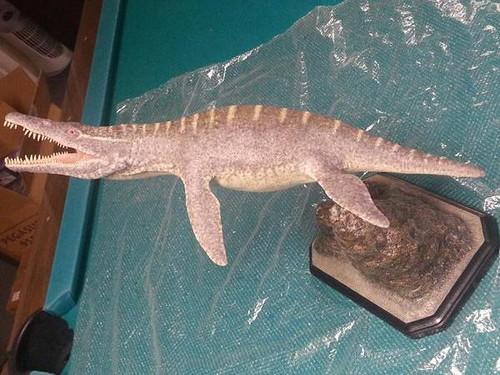 Liopleurodon Resin Kit by Foulkes