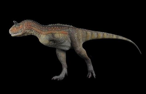 Carnotaurus Resin Kit by Lu Feng Shan