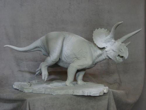 Triceratops Resin Kit by McVey