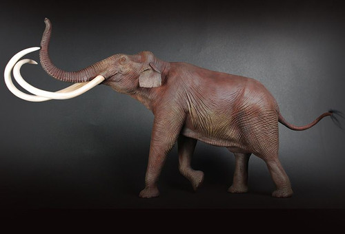 Columbian Mammoth Resin Kit by Lu Feng Shan