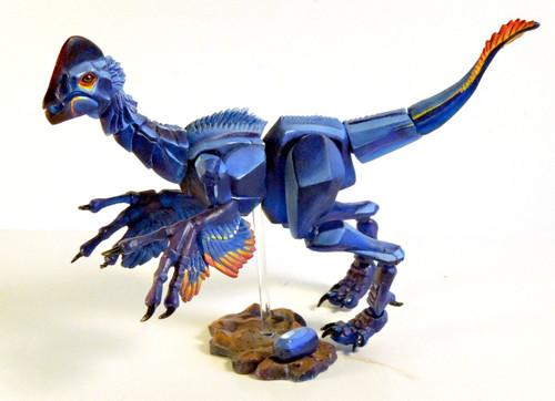 Oviraptor Poseable Resin Kit by Creativebeast