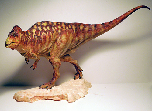 Acrocanthosaurus (version 2) Resin Kit by Creativebeast
