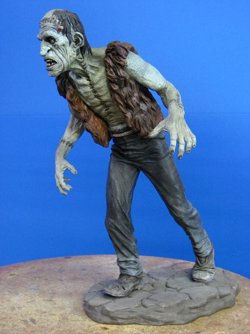 Frankenstein Finished Model by McVey