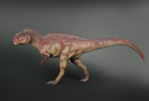 Acrocanthosaurus Resin Kit by Lu Feng Shan