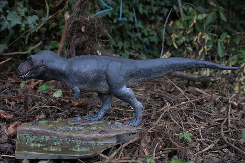 Tyrannosaurus Resin Kit by Kazaryan