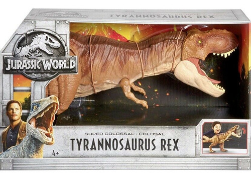 Super Colossal Tyrannosaurus Rex by Mattel Jurassic World