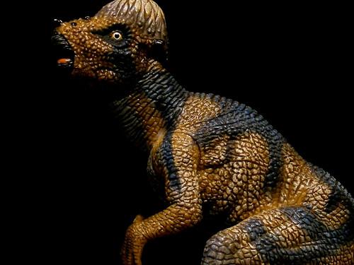 Pachycephalosaurus by Papo