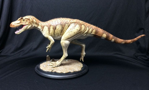 Deltadromeus Resin Kit by Foulkes