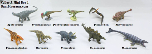 Dinosaur Mini Box 1 by CollectA