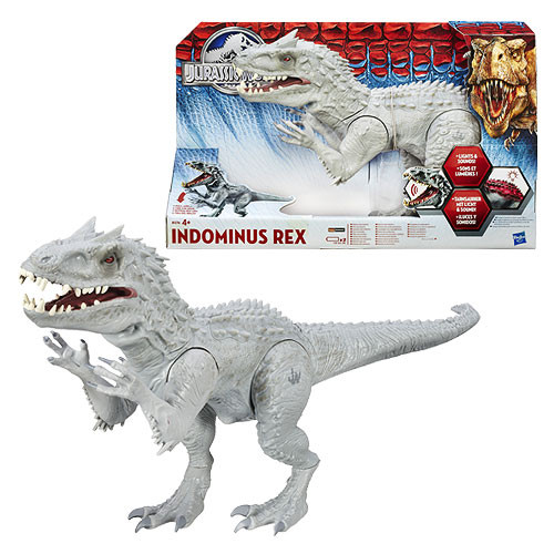 "Indominus Rex ""Jurassic World"" Action Figure by Hasbro"