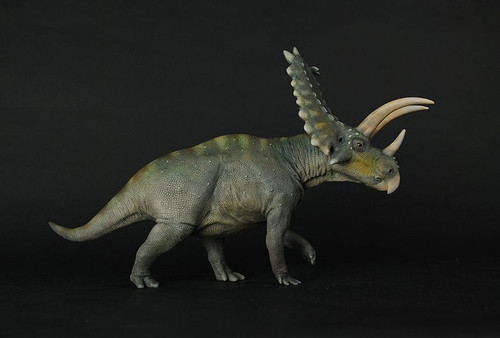Pentaceratops Resin Kit by Lu Feng Shan