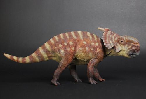 Pachyrhinosaurus canadensis Resin Kit by Lu Feng Shan