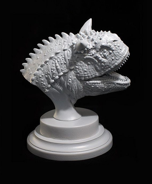 Carnotaurus Bust by Paul Tanompong
